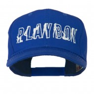 Playboy Embroidered Cap - Royal