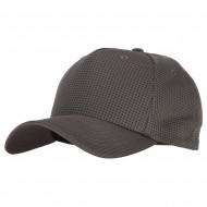 5 Panel Pro Style Deluxe Mesh Cap - Charcoal