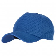 5 Panel Pro Style Deluxe Mesh Cap - Royal
