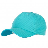 5 Panel Pro Style Deluxe Mesh Cap - Teal