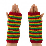 Rasta Hand Warmer - Arm RGY