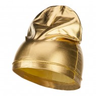 Real Fit Spandex Woman's Cap - Gold