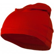 Real Fit Spandex Cap - Red