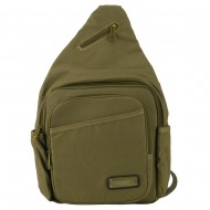Canvas Sling Bag - Olive
