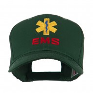 EMS Logo Embroidered Cap - Green