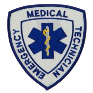 USA Security Rescue Patches - EMT