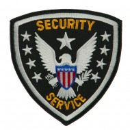 USA Security Rescue Patches - Security Service