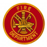 USA Security Rescue Patches - Red Dept