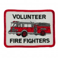USA Security Rescue Patches - Fire Fighters
