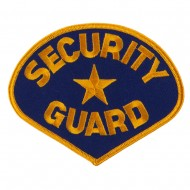 USA Security Rescue Patches - Navy Guard