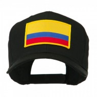 South America Flag Embroidered Patched Cap - Colombia