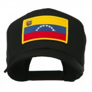 South America Flag Embroidered Patched Cap - Venezuela