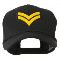 USA Security and Rescue Embroidered Patch Cap - Corporal