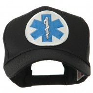 USA Security and Rescue Embroidered Patch Cap - EMT