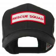 USA Security and Rescue Embroidered Patch Cap - Rescue Squad