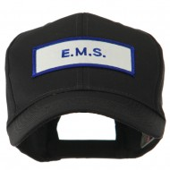 USA Security and Rescue Embroidered Patch Cap - EMS
