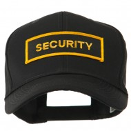 USA Security and Rescue Embroidered Patch Cap - Security