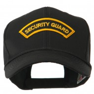 USA Security and Rescue Embroidered Patch Cap - Security Guard
