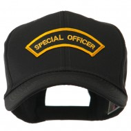 USA Security and Rescue Embroidered Patch Cap - Private Security 3