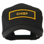 USA Security and Rescue Embroidered Patch Cap - Chief