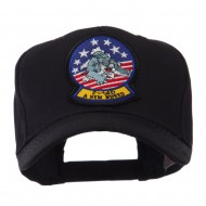 Air Force Tomcat Embroidered Military Patch Cap - New Breed