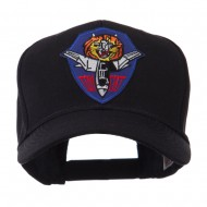 Air Force Tomcat Embroidered Military Patch Cap - Tom Cat