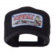 Air Force Tomcat Embroidered Military Patch Cap - Tomcat 4