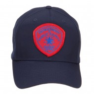 Texas State Highway Patrol Patched Cap - Navy