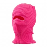 Neon Tactical Face Mask - Pink