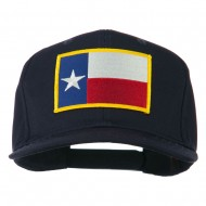 Texas State High Profile Patch Cap - Navy
