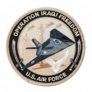 U.S. Air Force Operation Patches - OIF