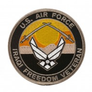 U.S. Air Force Operation Patches - Veteran