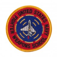 U.S Navy Embroidered Military Patch - USNF
