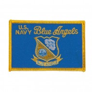 U.S Navy Embroidered Military Patch - Angel