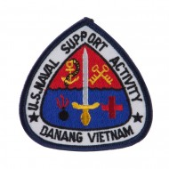 U.S Navy Embroidered Military Patch - Vietnam