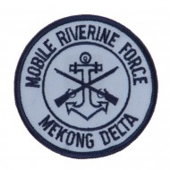 U.S Navy Embroidered Military Patch - Mekong