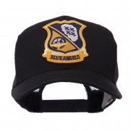 US Navy Military Patched Mesh Cap - Angels