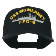 USS Navy Oliver Hazard Perry Class Frigate Military Cap - FFG8