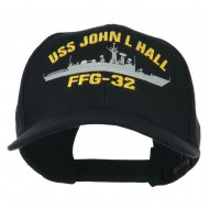 USS Navy Oliver Hazard Perry Class Frigate Military Cap - FFG32
