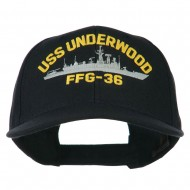 USS Navy Oliver Hazard Perry Class Frigate Military Cap - FFG36