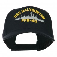 USS Navy Oliver Hazard Perry Class Frigate Military Cap - FFG40