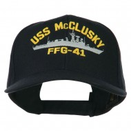 USS Navy Oliver Hazard Perry Class Frigate Military Cap - FFG41