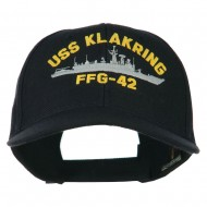 USS Navy Oliver Hazard Perry Class Frigate Military Cap - FFG42