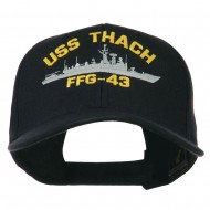 USS Navy Oliver Hazard Perry Class Frigate Military Cap - FFG43