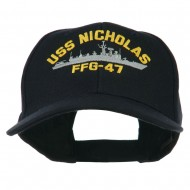USS Navy Oliver Hazard Perry Class Frigate Military Cap - FFG47