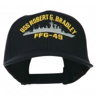USS Navy Oliver Hazard Perry Class Frigate Military Cap - FFG49