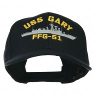 USS Navy Oliver Hazard Perry Class Frigate Military Cap - FFG51