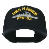 USS Navy Oliver Hazard Perry Class Frigate Military Cap - FFG53