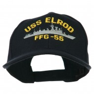 USS Navy Oliver Hazard Perry Class Frigate Military Cap - FFG55