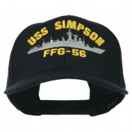 USS Navy Oliver Hazard Perry Class Frigate Military Cap - FFG56